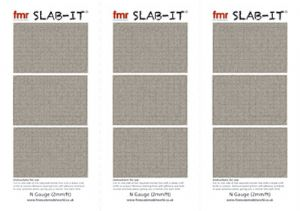Slab-It© 2mm/ft (N Gauge)